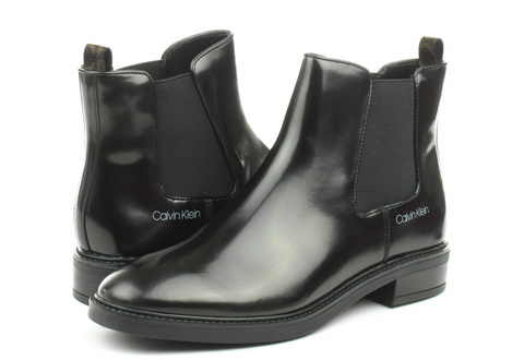 Calvin Klein Black Label Boots Franca