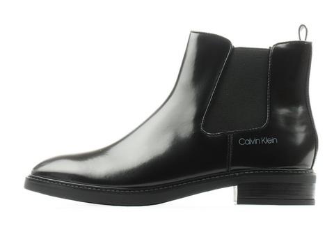 Calvin Klein Black Label Vysoké Boty Franca
