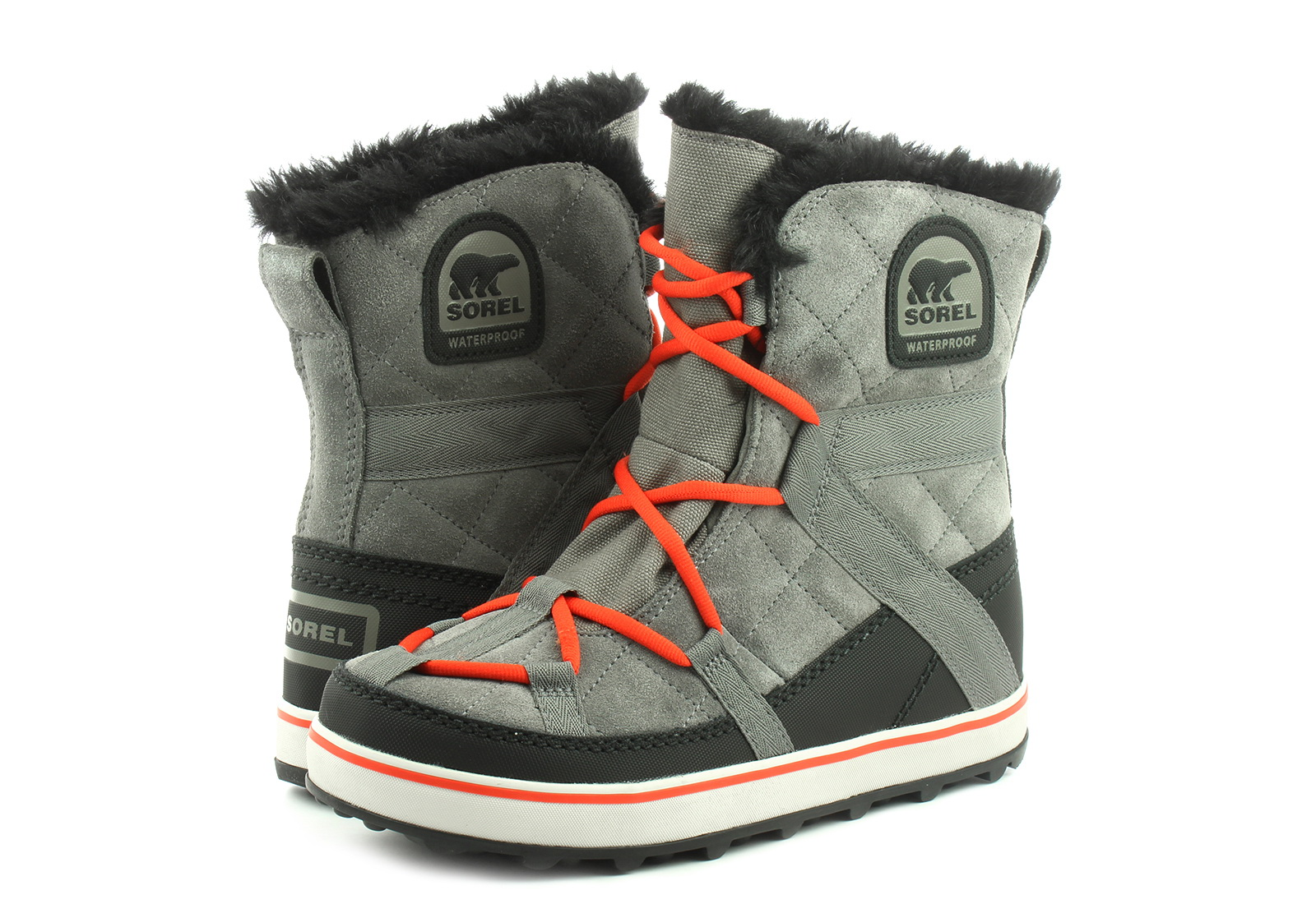 Sorel Cizme Glacy Explorer Shortie