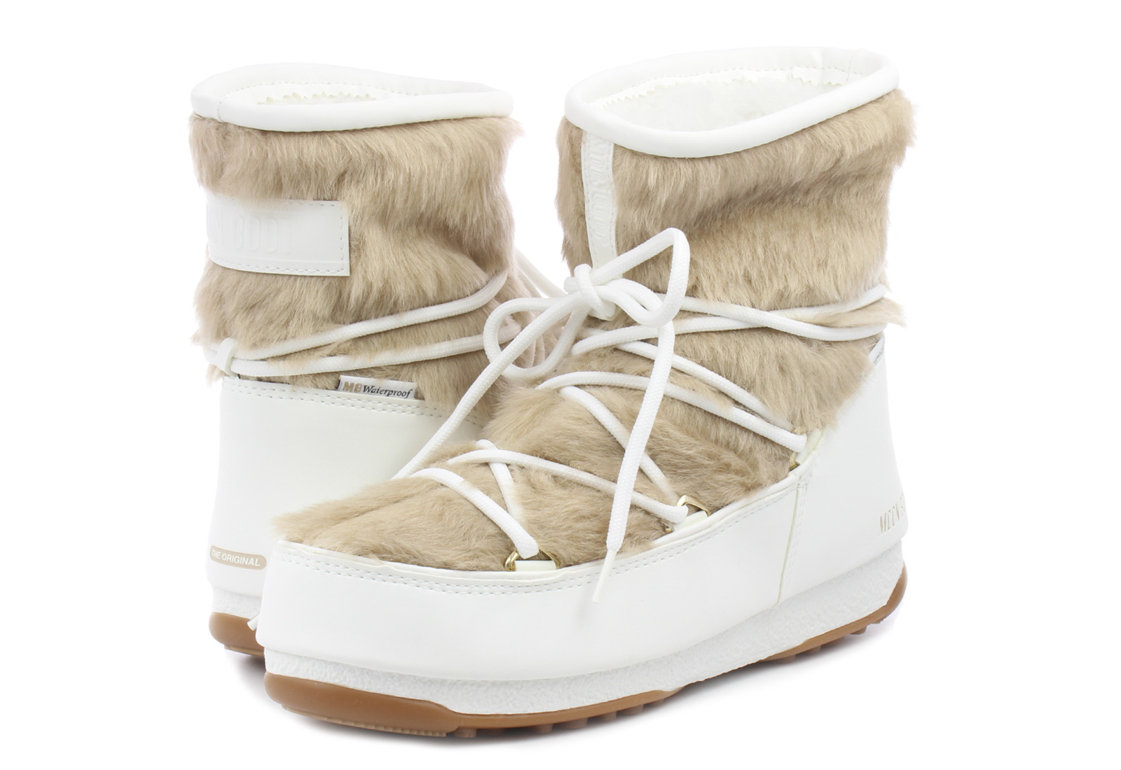 Moon Boot Škornji Moon Boot Monaco Low Fur Wp 2