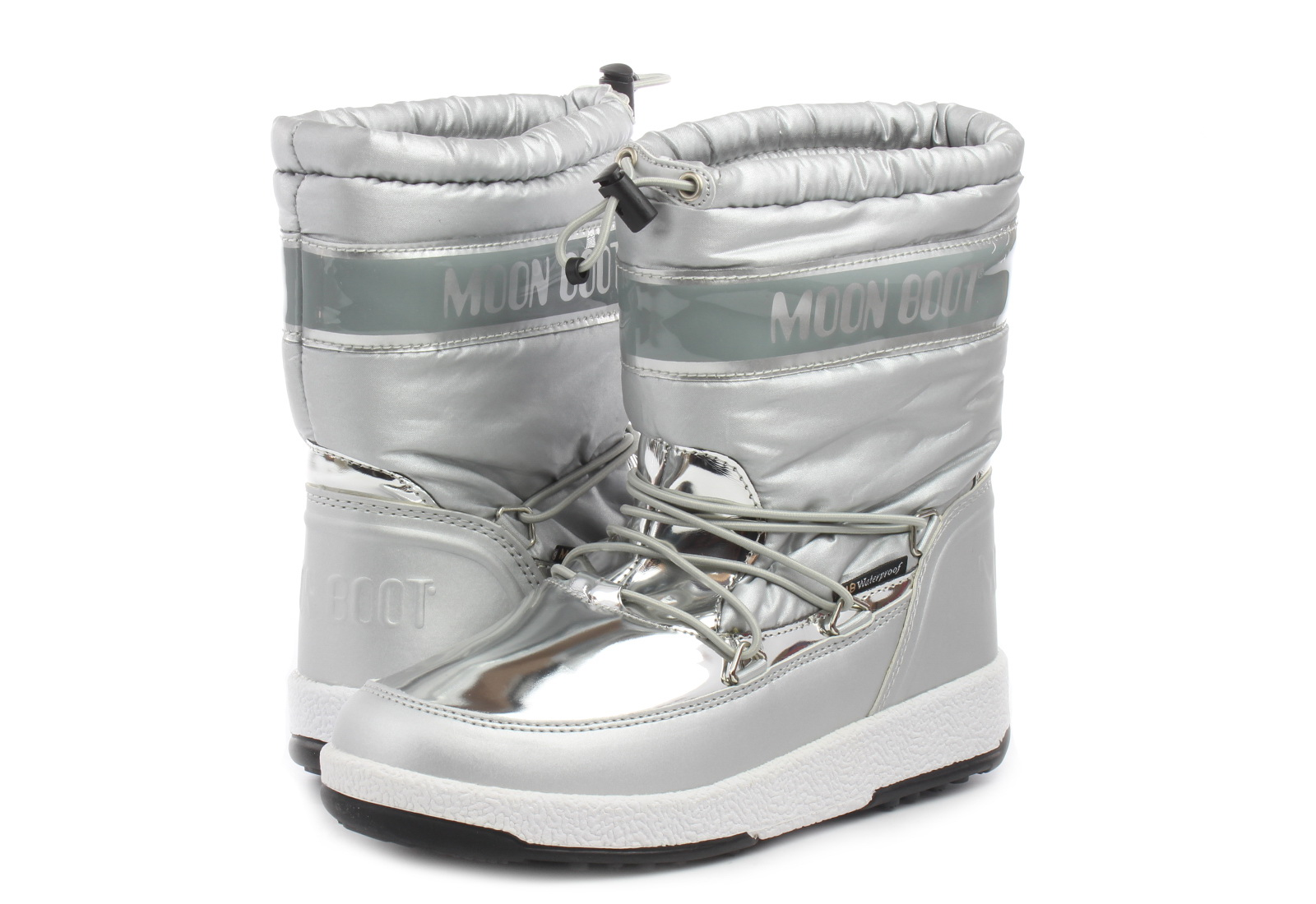 Moon Boot Cizme Moon Boot Jr Girl Soft Wp