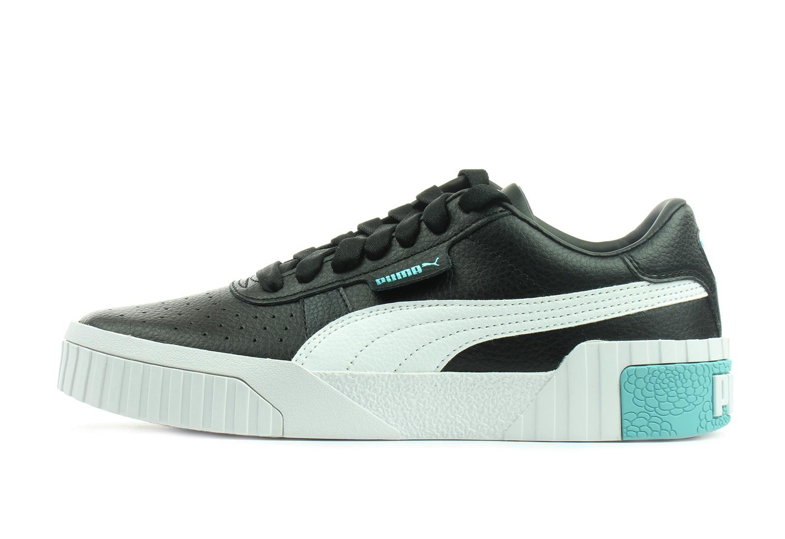 Puma Cipő Cali Jr 37066906 blk Office Shoes Magyarország