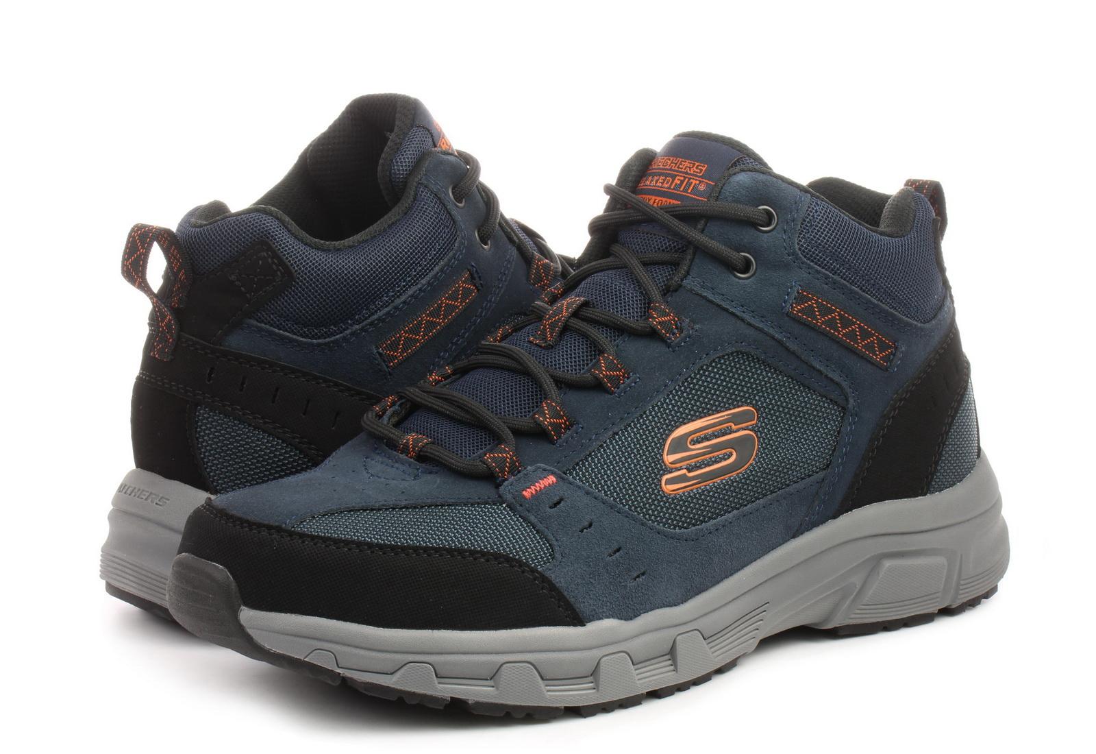 toque Tienda constante  Skechers Półbuty - Oak Canyon - Ironhide - 51895-NVOR - Obuwie i buty  damskie, męskie, dziecięce w Office Shoes