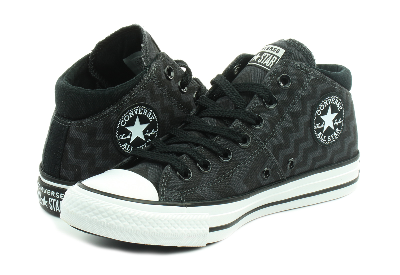 Converse Tenisky Chuck Taylor All Star Madison Zig - Zag Mid