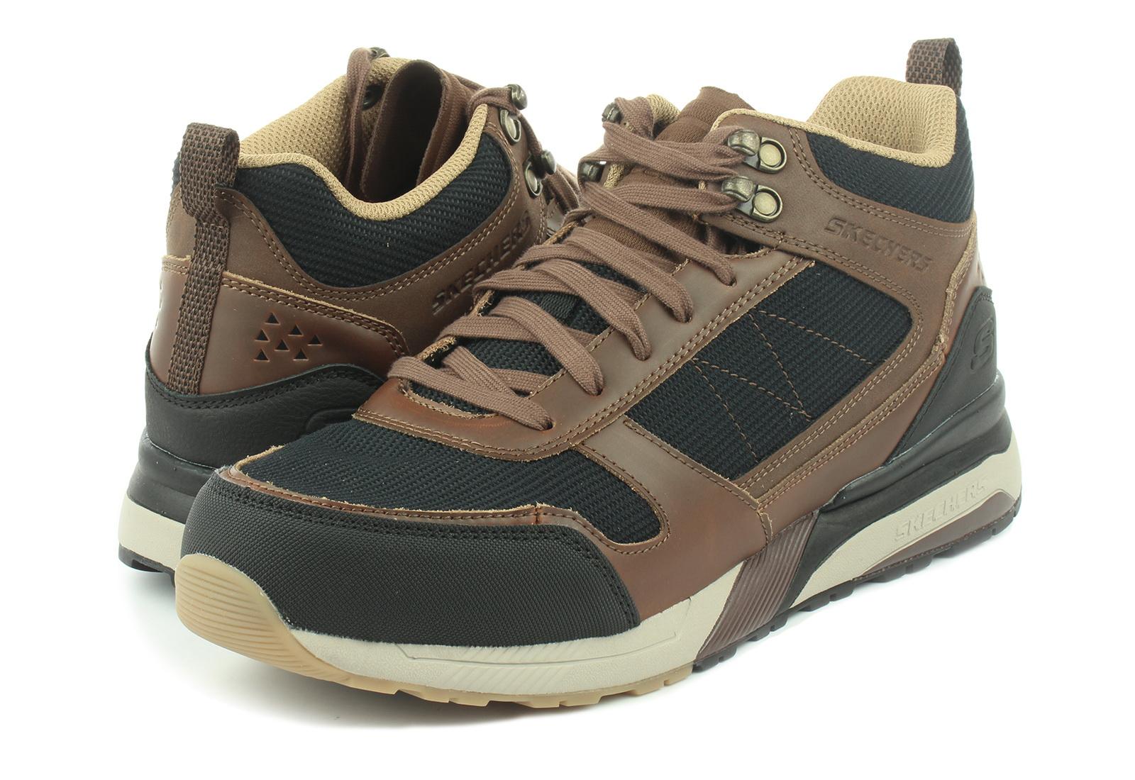 Skechers Duboke cipele Norgen - Cramer