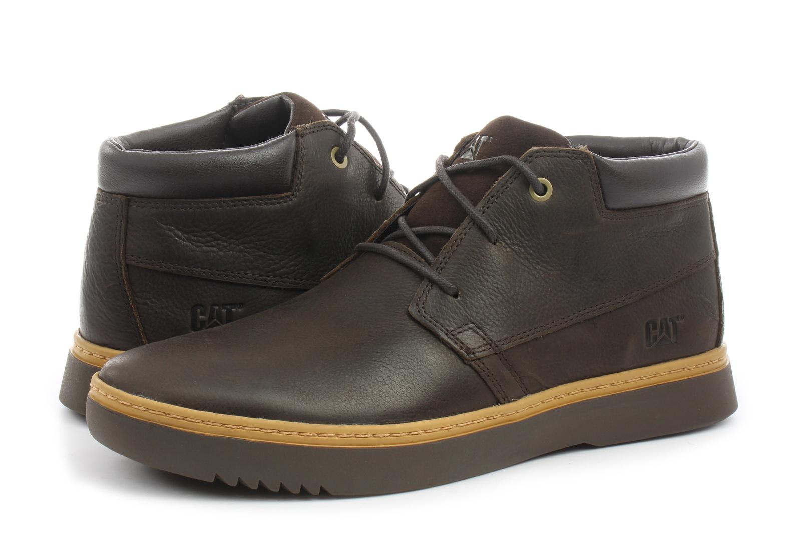 Cat Buty Zimowe Zine 723636 Brn Obuwie I Buty Damskie Meskie Dzieciece W Office Shoes