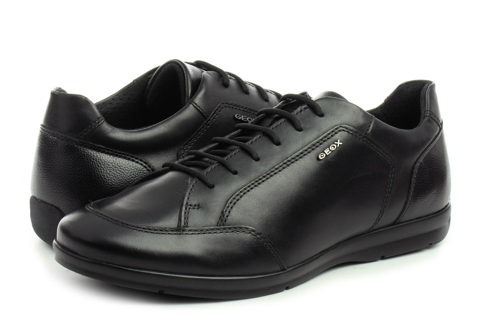 adoptar estación de televisión callejón  Geox Niske Cipele Crne Cipele - Adrien - Office Shoes - Online trgovina  obuće