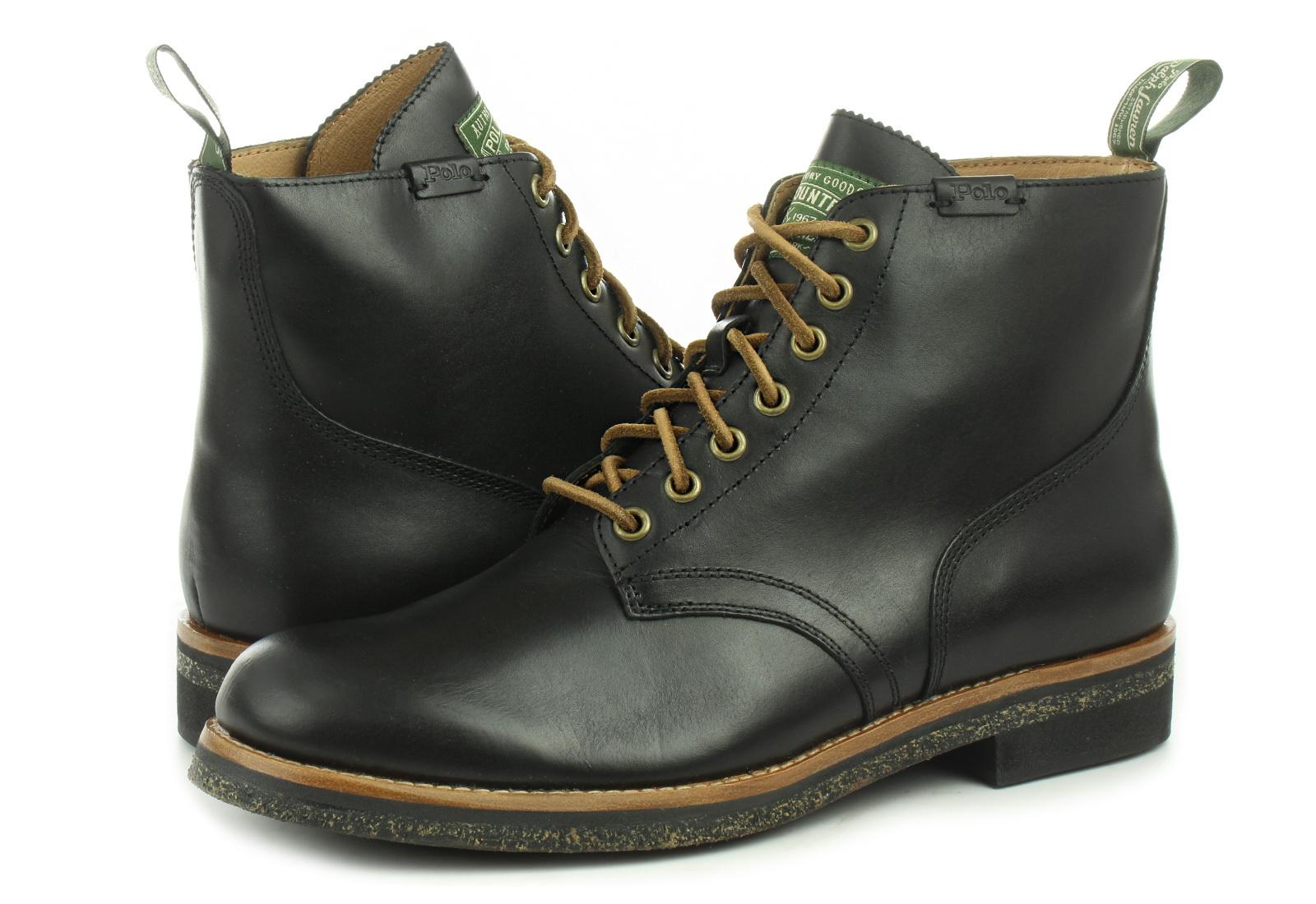 Polo Ralph Lauren Škornji Rl Army Boot