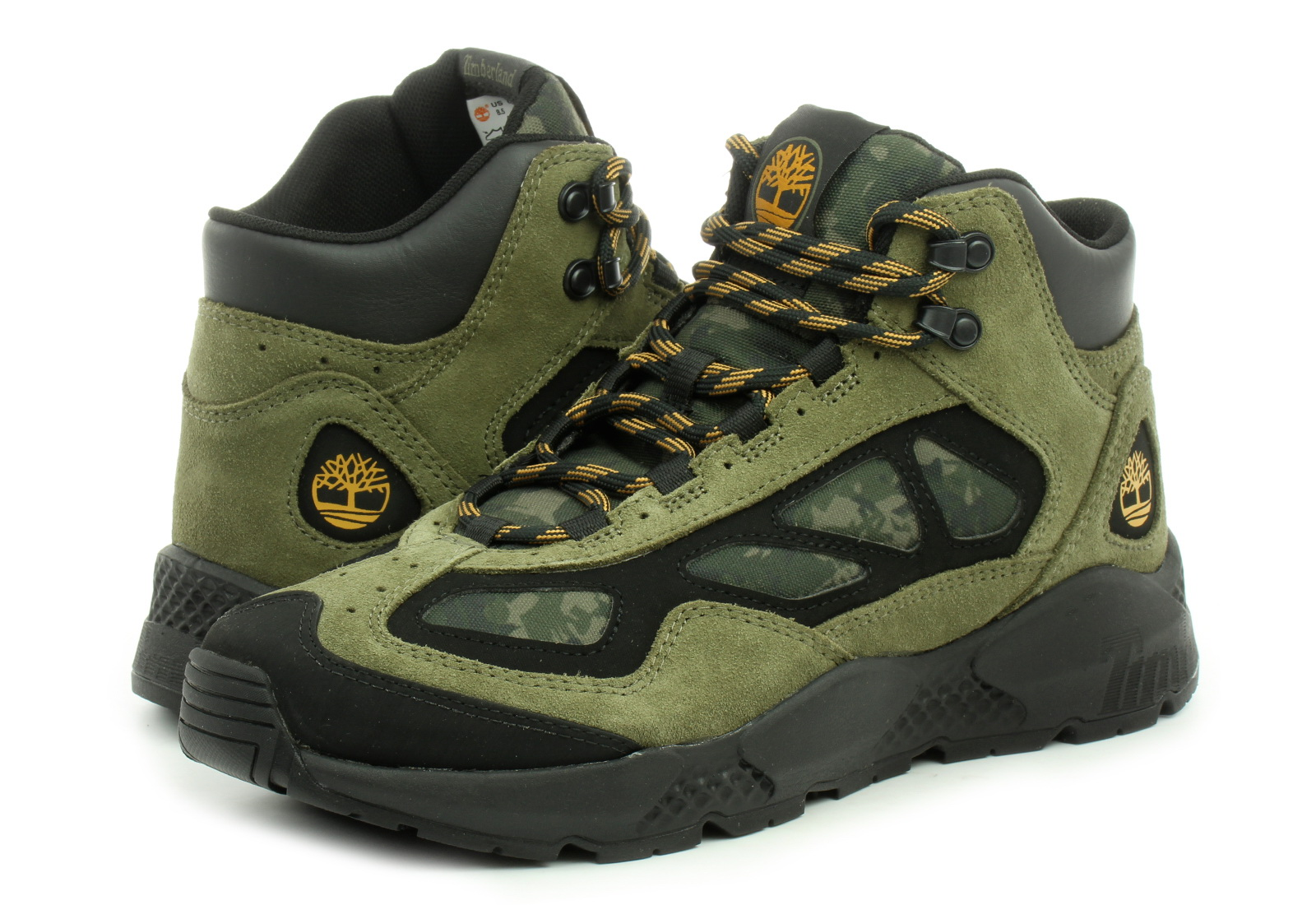 Timberland Cipő Ripgorge Mid