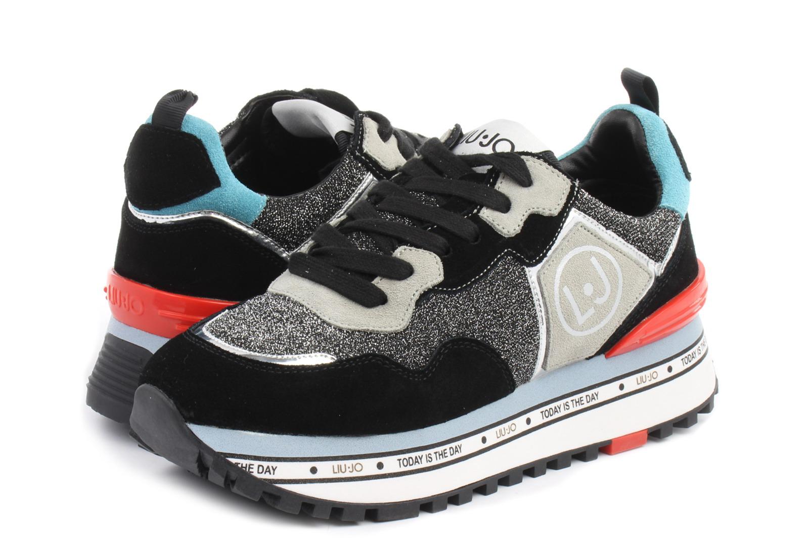 cheaper aa96e a54f1 Liu Jo Shoes - Maxi Alexa - BXX051PX037-BLK - Online shop for sneakers,  shoes and boots