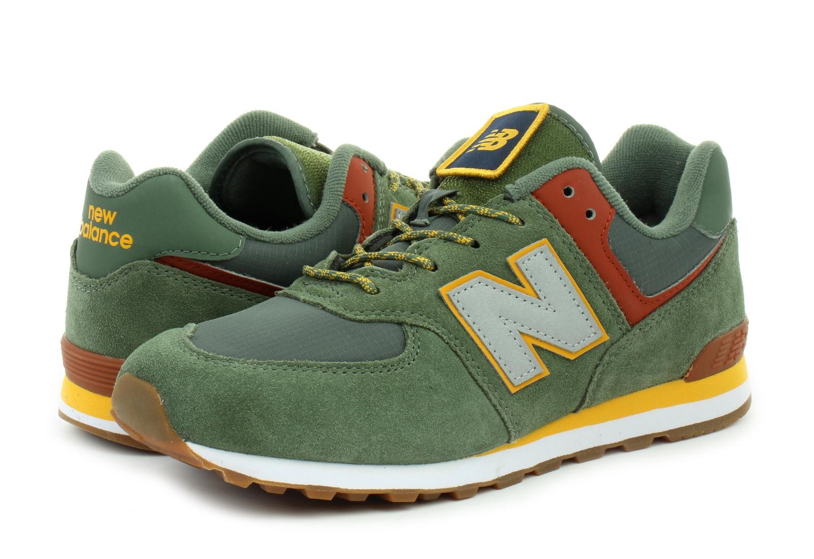 New Balance Cipő Gc574pad