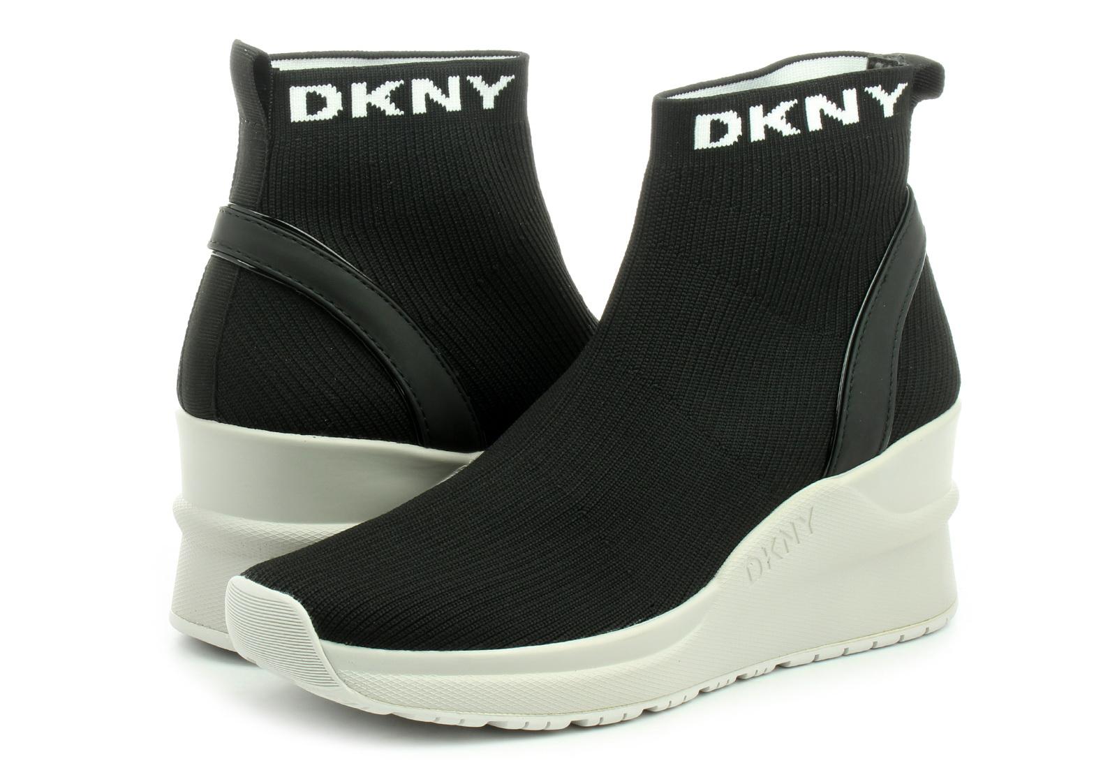 DKNY Botine London - Wedge Sneaker