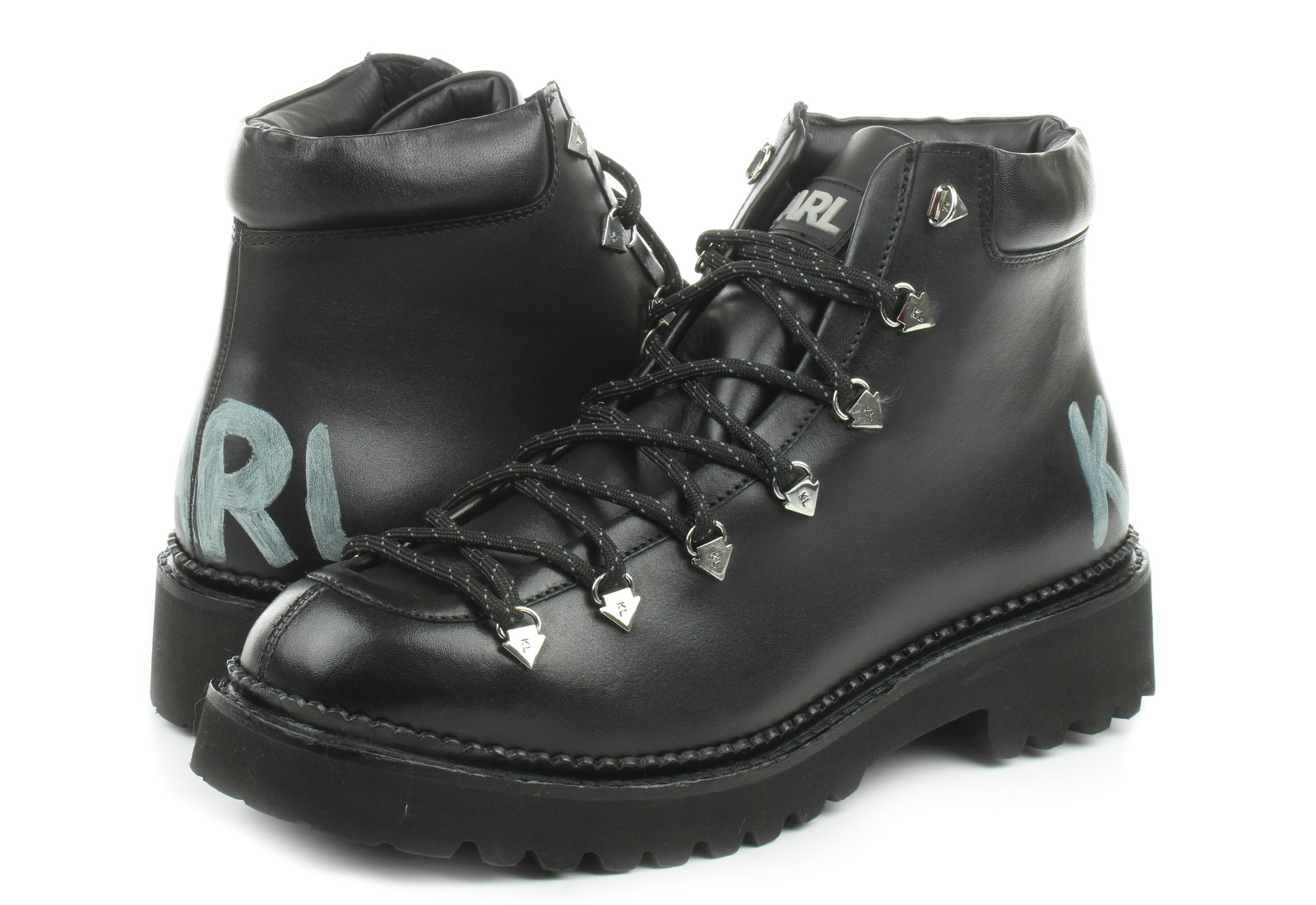 Karl Lagerfeld Bakancs Kadet Ii Hiker Boot
