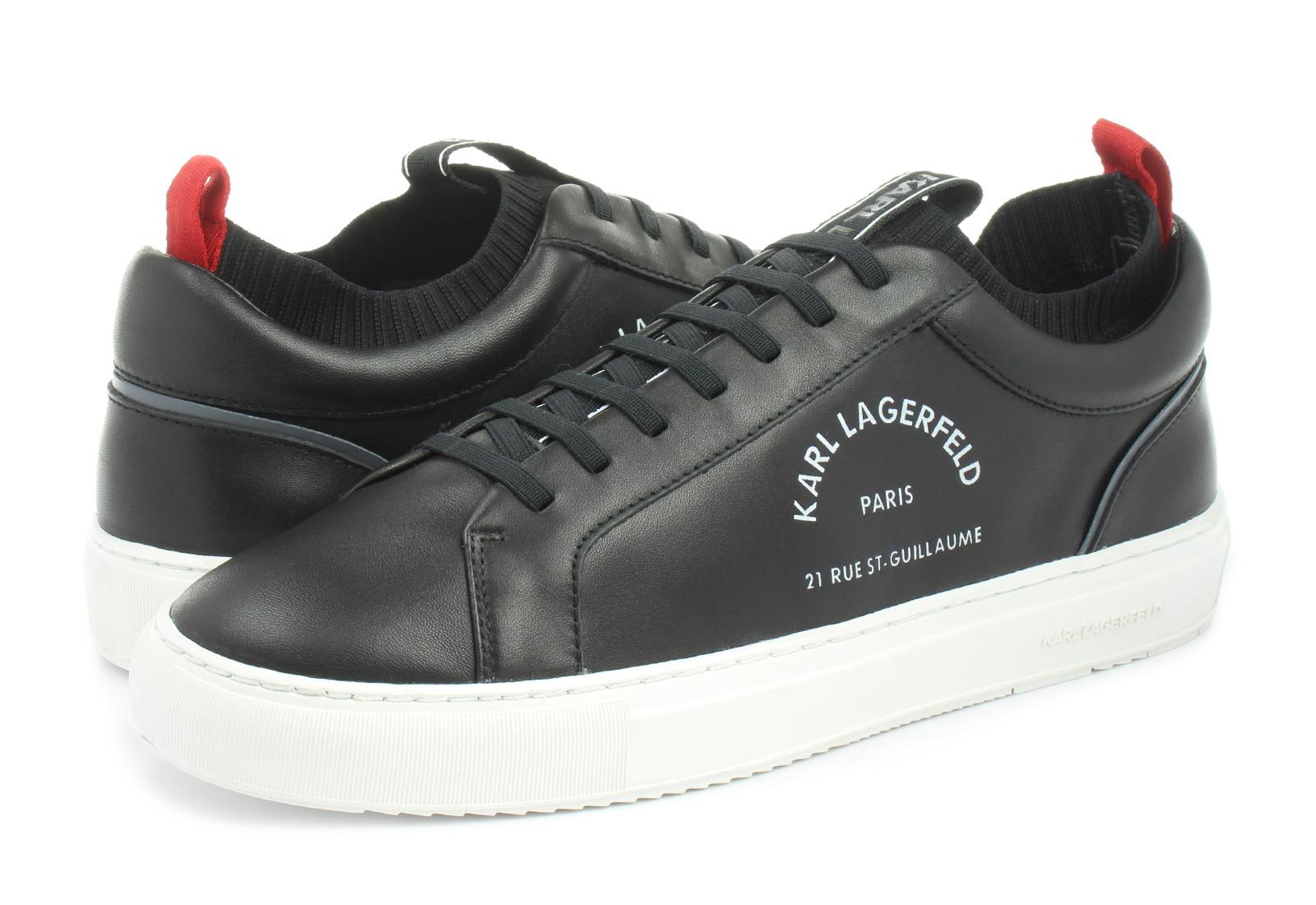 Karl Lagerfeld Cipő Kupsole Maison Karl Lace Shoe