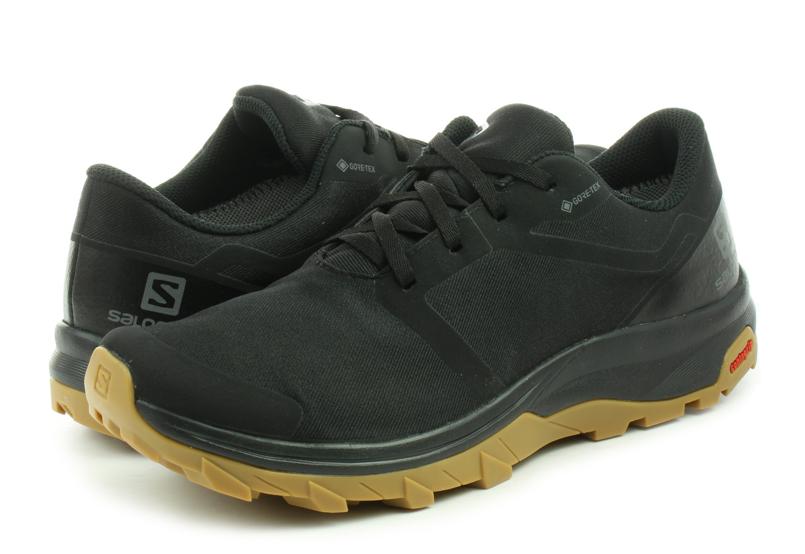 Salomon Buty Zimowe Outbound Gtx L40791700 Obuwie I Buty Damskie Meskie Dzieciece W Office Shoes