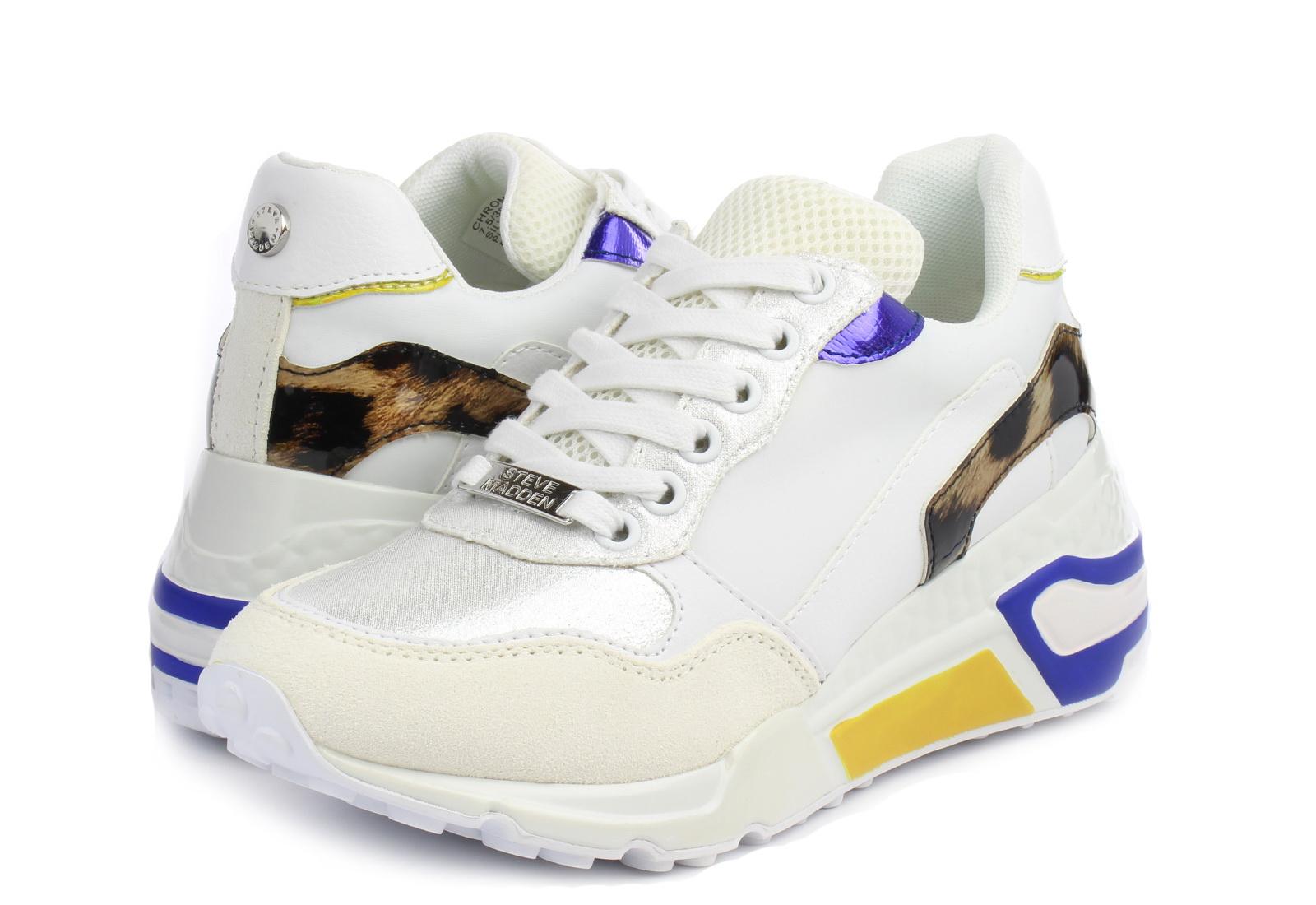 Steve Madden Cipő Chrome