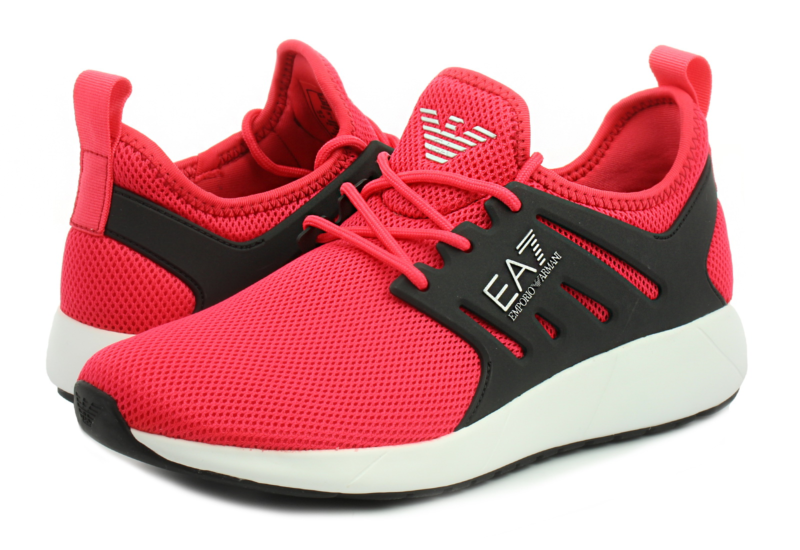 produs fierbinte prima vedere fara taxa de vanzare Ea7 Emporio Armani Pantofi - Minimal Running - XCC06-X024-red ...