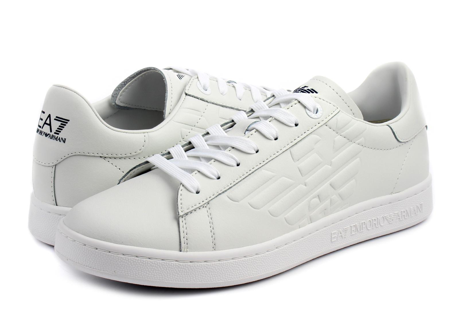 imagini oficiale los angeles previzualizare a Ea7 Emporio Armani Pantofi - Classic Cc - XCC51-X001-wht - Office ...