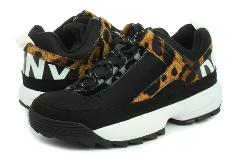 DKNY Cipő Dani - Lace Up Sneaker