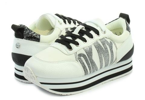 DKNY Nízké Boty Panya- Lace Up Sneaker