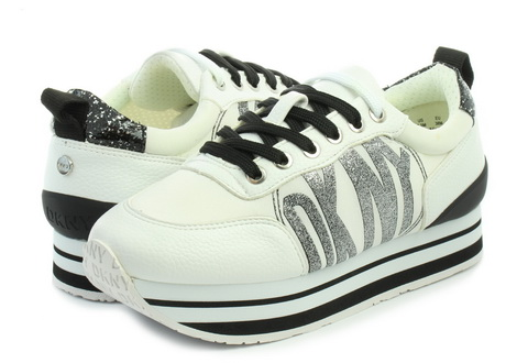 DKNY Pantofi Panya- Lace Up Sneaker