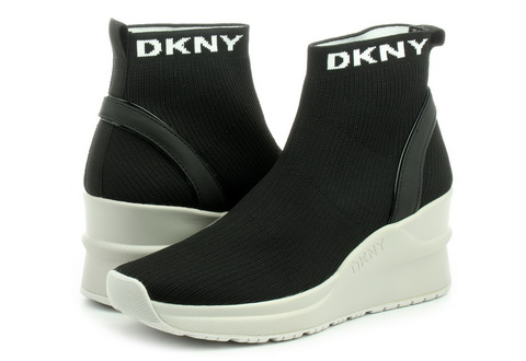 DKNY Gležnarji London - Wedge Sneaker