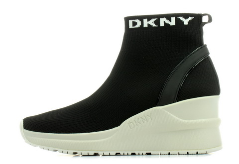 DKNY Čizme London - Wedge Sneaker