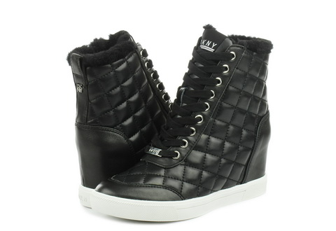 DKNY Ankle Boots Cira - Wedge Sneaker