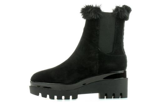 DKNY Kotníčkové Bax - Wedgie Bootie