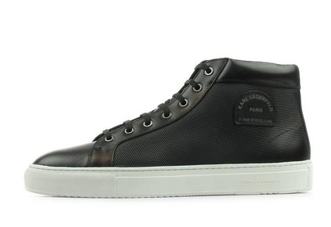 Karl Lagerfeld Pantofi Kupsole Maison Karl Lace Boot