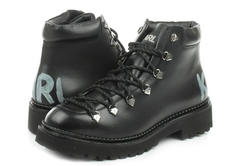 Karl Lagerfeld Boots Kadet Ii Hiker Boot