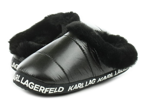 Karl Lagerfeld Slippers Arktik Puff Slipper