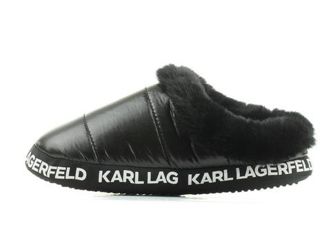 Karl Lagerfeld Slapi Arktik Puff Slipper