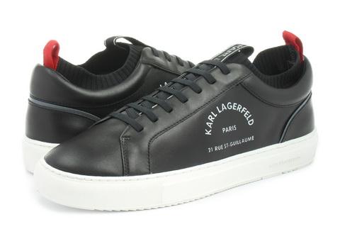 Karl Lagerfeld Pantofi Kupsole Maison Karl Lace Shoe