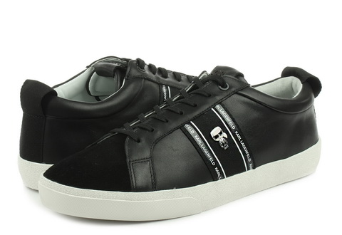 Karl Lagerfeld Patike Skool  Ikon Strip