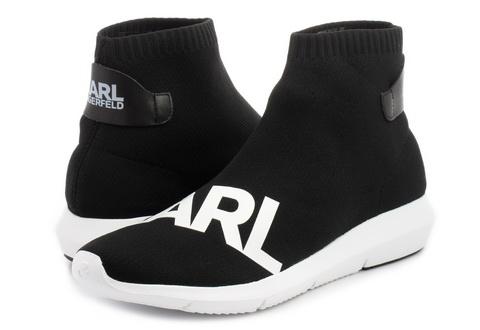 Karl Lagerfeld Čevlji Vitesse Legere Knit Karl Prt