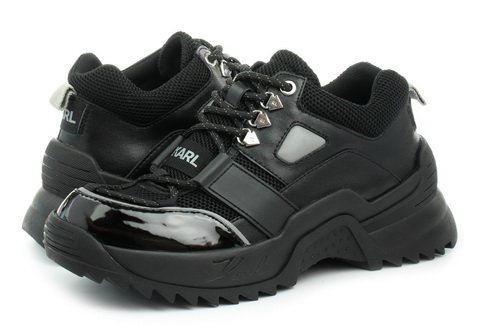 Karl Lagerfeld Cipő Quest Hiker Lace Shoe