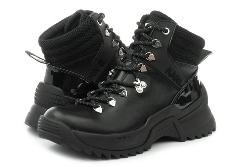 Karl Lagerfeld Cipő Quest Cross Lace Mid