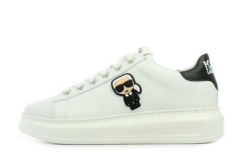 Karl Lagerfeld Pantofi Kapri Karl Ikonic Lo Lace