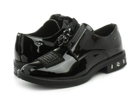 06 Milano Cipő Mo0022nero