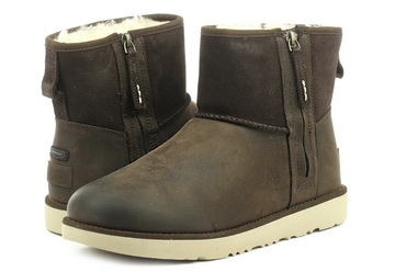 Ugg Cizme Classic Mini Zip Waterproof