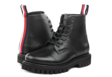 Tommy Hilfiger Bakancs Chunky Dress Boot