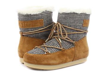 Moon Boot Csizma Mb Far Side Low Fur/tartan