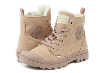 wyprzedaż słodkie tanie stabilna jakość Palladium Buty Zimowe - Pampa Hi Z Wl W - 95982-671-M - Obuwie i buty  damskie, męskie, dziecięce w Office Shoes