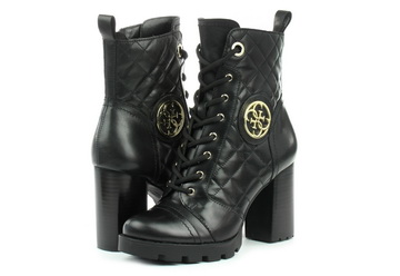 bc6ef5f29 Guess Boots - Fl7rrl - F7RRL-LEA10-blk - Online shop for sneakers ...