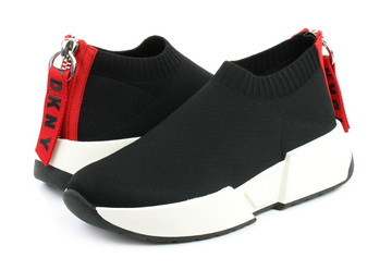 9b147dfa DKNY Shoes - Marcel - Slip On Sneaker - K2930012-BLK - Online shop for  sneakers, shoes and boots