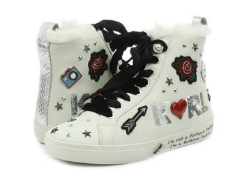 Karl Lagerfeld Cipő Skool Jewel Badge Hi