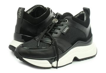 Karl Lagerfeld Cipő Aventur Lux Mix Lace Shoe