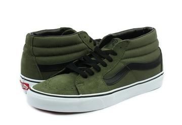 Vans Shoes Ua Sk8 - Mid