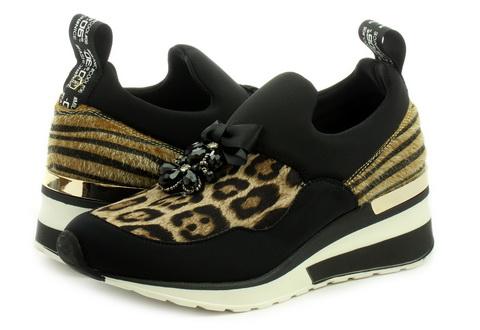 06 Milano Cipő Sn0156leopard